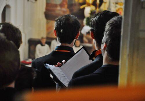 Messe Ober St. Veit